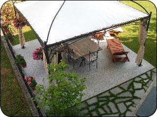 Pavimentazione esterna per gazebo u home visualizza idee immagine