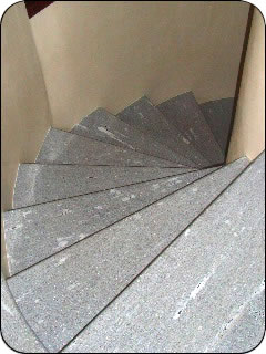 Stefanetta s n c lavorazione produzione marmo - Granito per scale ...