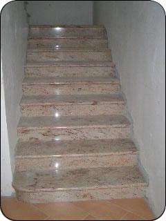 Stefanetta s n c lavorazione produzione marmo - Scale interne in marmo ...